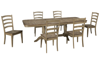Winners Only Ridgewood 7 Piece Dining Set