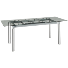 Chintaly Imports Tara Extendable Dining Table
