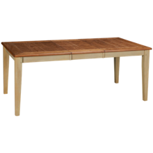 "Liberty Furniture Al Fresco Table with (1) 18"" Leaf"