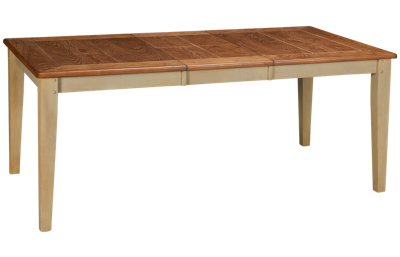 "Liberty Furniture Al Fresco Table with (1) 18"" Leaf"