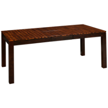 "Winners Only Fifth Avenue Table with (1) 18"" Leaf"