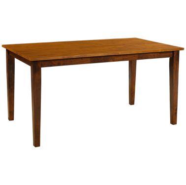 Jofran Kura Espresso Jofran Kura Espresso Table Jordan S Furniture