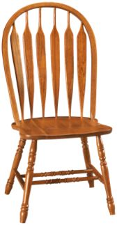 Intercon Classic Oak Side Chair
