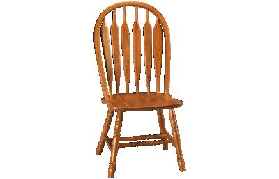 Intercon Classic Oak Side Chair