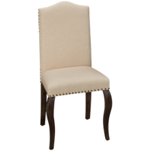 Jofran Nailhead Side Chair