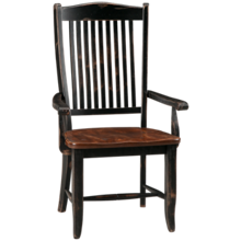 Canadel Champlain Arm Chair