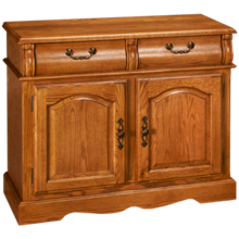 Intercon Classic Oak Buffet