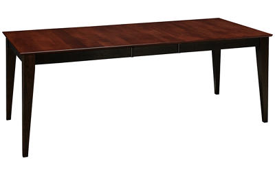 "Canadel Custom Table with (1) 16""Leaf"