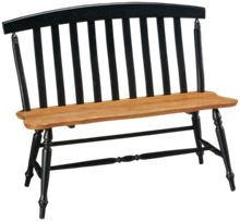 Liberty Furniture Al Fresco Slat Back Bench