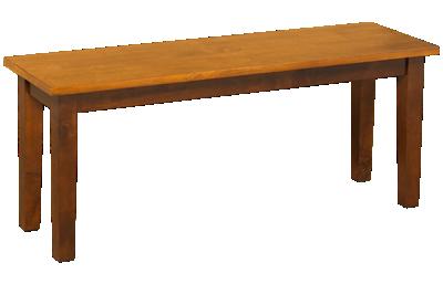 Jofran Kura Espresso Bench