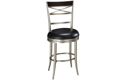 Hillsdale Furniture Maddox Swivel Counter Stool
