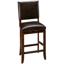 American Heritage Billiards Sutton Swivel Counter Stool