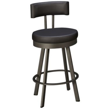 Super Amisco Barry Swivel Counter Stool Bralicious Painted Fabric Chair Ideas Braliciousco