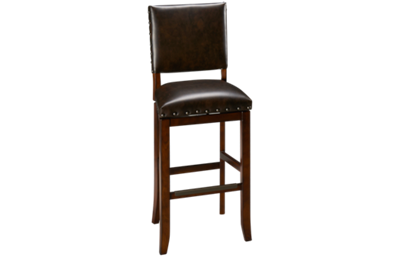 American Heritage Billiards Sutton Swivel Bar Stool