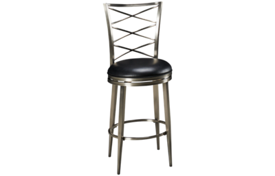 Hillsdale Furniture Maddox Swivel Bar Stool