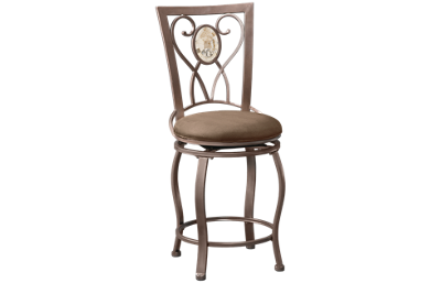 Hillsdale Furniture Brookside Oval Counter Stool
