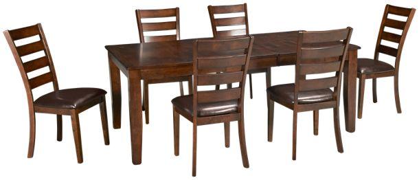 Intercon Kona 7 Piece Dining Set