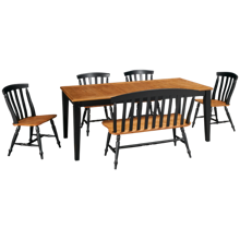 Liberty Furniture Al Fresco 6 Piece Dining Set