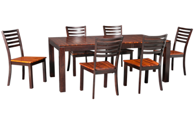 Winners Only Fifth Avenue 7 Piece Dining Set