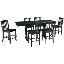 Winners Only Quail's Run 7 Piece Dining Set