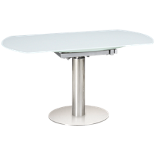 Chintaly Imports Tami Glass Table