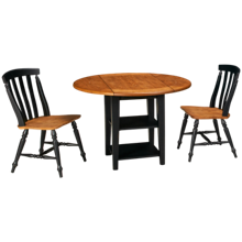 Liberty Furniture Al Fresco 3 Piece Dining Set