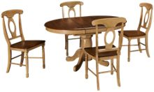 Winners Only Quails Run 5 Piece Dining Set