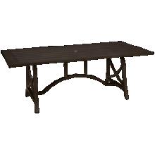 Agio International Davenport Slat Table