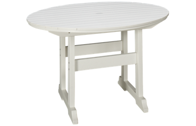 "Seaside Casual Furniture Salem 48"" Round Table"