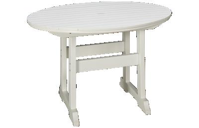 "Seaside Casual Furniture Salem 48"" Round Table"