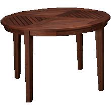 """Jensen Leisure Ipe Richmond 48"""" Table"""