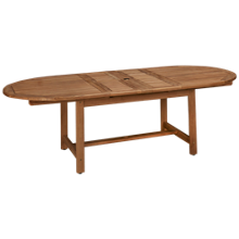 ScanCom Kalimantan Oval Table