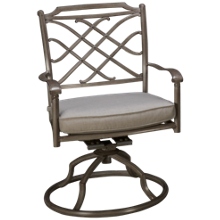 Agio International Sydney Swivel Rocker with Cushion