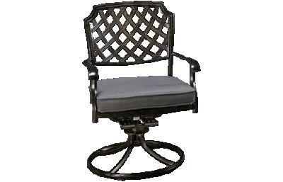 Agio International Madison Swivel Rocker with Cushion