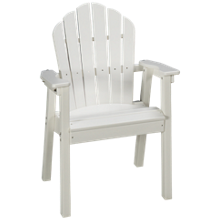 Seaside Casual Furniture Adirondack Classic Back Arm Chair