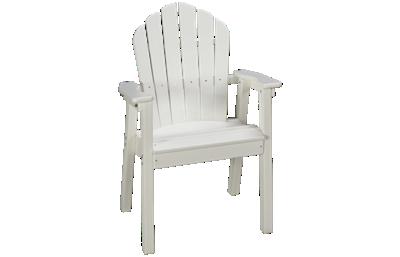 Seaside Casual Furniture Adirondack Classic Back Arm Chair