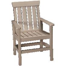 Seaside Casual Furniture Hampton Arm Chair