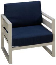 Gathercraft Capri Club Chair with Cushion