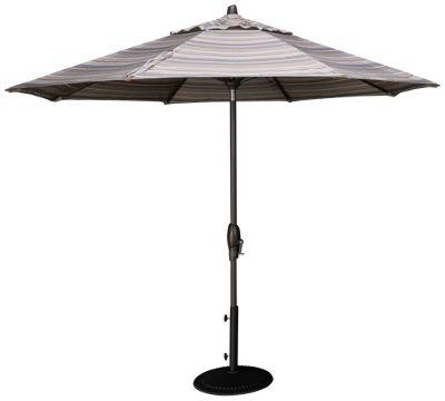 Superieur Treasure Garden Canopy Treasure Garden Canopy 9u0027 Auto Tilt Market Umbrella    Jordanu0027s Furniture