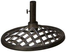 Agio International Sydney 50 lb. Cast Iron Umbrella Base