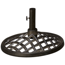 Agio International Sydney 50 lb. Cast Iron Umbrella Base