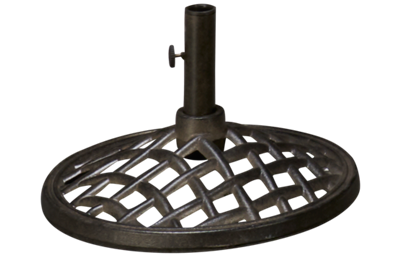 Agio International Sydney 50 lb. Cast Iron Umbrella