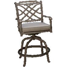 Agio International Sydney Swivel Balcony Chair