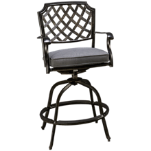 Agio International Madison Swivel Counter Stool