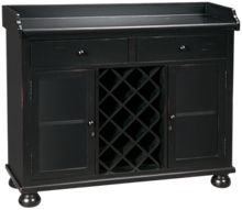 Howard Miller Cabernet Hills Bar Server