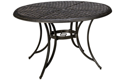 Agio International Madison Round Dining Table
