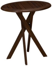 Jensen Leisure Ipe Topaz Bistro Table