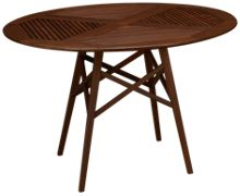 Jensen Leisure Opal Round Table 48""