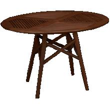 "Jensen Leisure Opal Round Table 48"""
