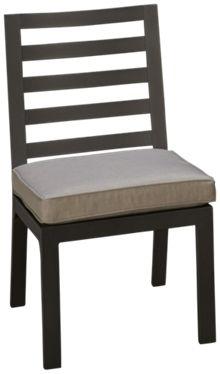 Gathercraft Park Lane Side Chair with Cushion